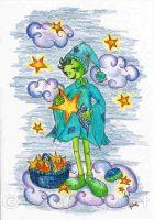 Der kleine Sternenputzer