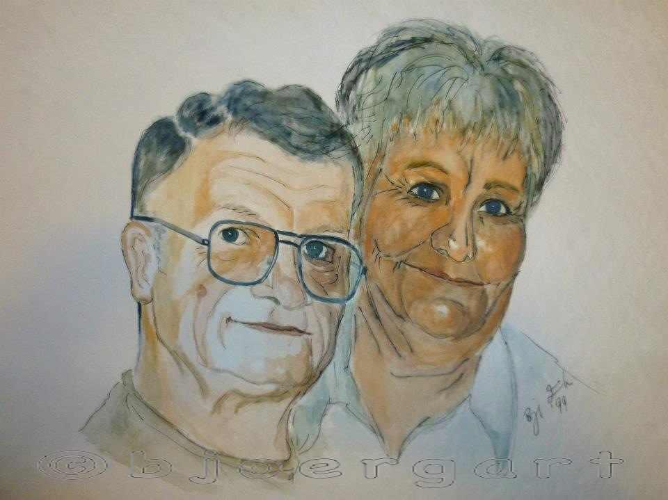 Rita und Wolfgang